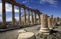 ISIS pushton qytetin antik Palmyra në Siri