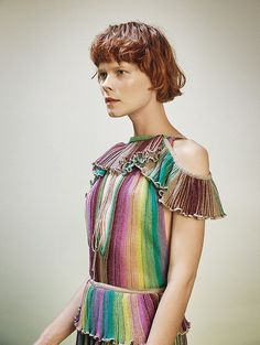 #MMissoni | IO Donna - Fashion Issue | Spring-Summer 17