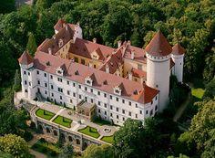 Konopiště Castle, Central Bohemia