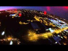DJI Phanton Night Flight with GoPro HERO3 Black & Moongel.  Filmed with GoPro HERO3 Black Edition 1080P 60FPS attached to DJI Phantom 1.1.1 GoPro mount with Moongel anti-jello mod.  Please share and enjoy my other DJI Phantom videos and GoPro videos too!