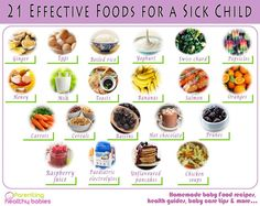 Immune System Boosting food for Kids. These are the healthy foods you want in your kids diet every week. Keep your kids' health as a top priority all year long. These recipes and ideas will help you. Food When Sick, Eat When Sick, Sick Food, Sick Toddler, Sick Kids, Flu Food, Good Foods To Eat, Homemade Baby Foods, Kids Diet
