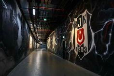Vodafone Arena tunnel