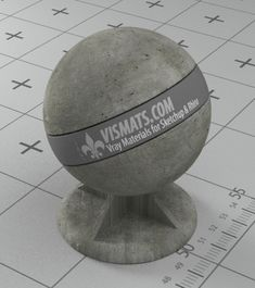 Free .vismat Materials for Vray for Sketchup & Rhino   Concrete Materials Page 1