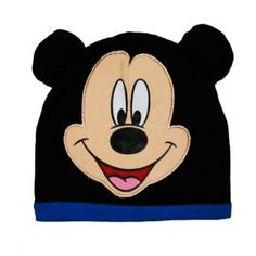"Disney Mickey Mouse ""Mickey"" Black Infant Baby Beanie Hat (0-9M) Disney http://www.amazon.com/dp/B00GJXNIHO/ref=cm_sw_r_pi_dp_I8m5tb0MN9CPB"