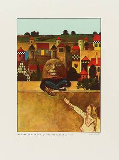 'and to show you I'm not proud, you may shake hands with me!' 1970, Peter Blake