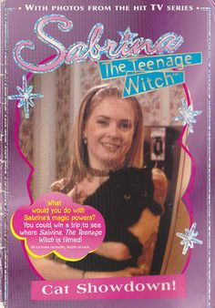 Sabrina The Teenage Witch, I LOVED this show. I even sent away for an autograph from Melissa Joan Hart and got a personal reply!