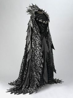 As the dark takes over... (Theater Costume, created 1977 by Bruno Santini)