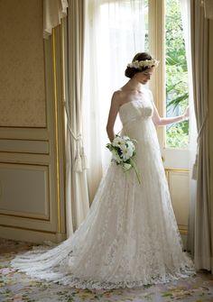 トゥー・レ・ドゥー(Tous Les Deux) 銀座店 海外挙式にもぴったりの洗練ドレス