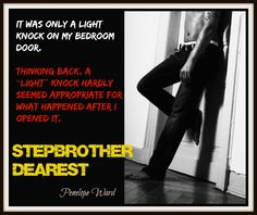 Teaser from Stepbrother Dearest by Penelope Ward Expected Publication-Late September 2014