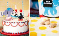 circus cake ideas - Google Search