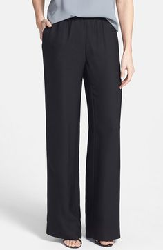 Classiques Entier® 'Lovely' Pull-On Pants available at #Nordstrom