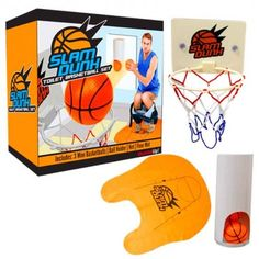 B-Ball for the morning routine, because every time is the right time to play B-Ball!!