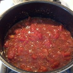 10 Minute Tomato Sauce from America's Test Kitchen Recipe - Key Ingredient