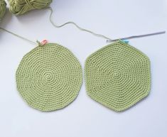 I don't know about you but anytime I am crocheting a circle it begins to turn into another shape, sometimes a hexagon if I begin with 6 stitches. I notice this often happens when I am using the single crochet stitch. What you Need to Know This tutorial is not to tell you that you're … Crochet Circles, A Perfect Circle, Magic Ring, Single Crochet Stitch, Hexagon Shape, Different Shapes, Crochet Stitches, Crocheting, Crochet Earrings