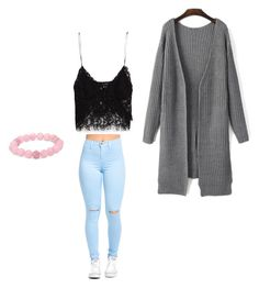 """""""Urban"""" by explorer-14571193261 on Polyvore featuring Zara and Palm Beach Jewelry"""