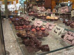 My favorite kind of view. Stuffed Mushrooms, Chocolate, Food, Stuff Mushrooms, Essen, Chocolates, Meals, Brown, Yemek