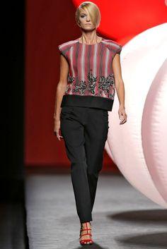 Madrid Fashion Week Alvarno Primavera-Verano 2015 | telva.com