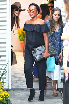 How To Steal Kerry Washington's Breezy Pregnancy Style