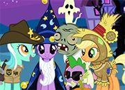 My Little Pony Halloween Fun