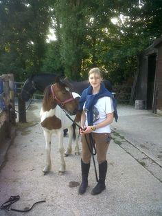 Me and my pony <3