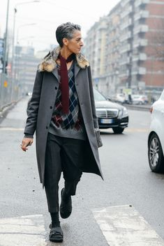 Tommy Ton Shoots the Best Street Style at the Couture Shows - Gallery - Style.com..enjoy! x
