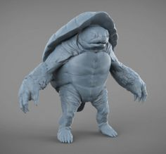 Ninja Turtle: Personal Project by Adam Bolton