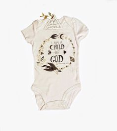 I Am a CHILD of GOD Christian Bible verse bird by ThePineTorch