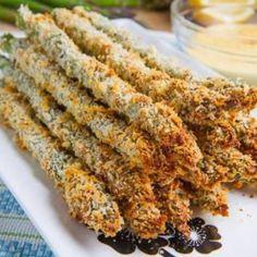 Crispy Asparagus Recipe | Just A Pinch Recipes