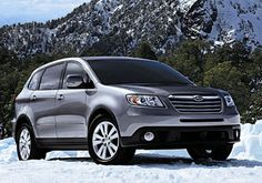 The 2019 Subaru Tribeca will be a mid-size crossover. This SUV is coming on the brand-new platform. While fans made certain that company dropped the ro Subaru Baja, Subaru Legacy, Subaru Forester, Subaru Tribeca, New Nissan Titan, Suv Reviews, Family Suv, Car For Teens, Teen Driver