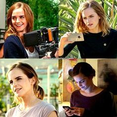 8 new pictures of Emma Watson in 'The Circle'. Link at source.