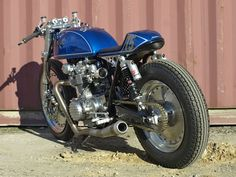 Perfect Honda CB500T Cafe Racer by Alonze Custom #motorcycles #caferacer #motos | caferacerpasion.com