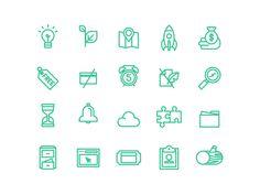 Line Icons   #design #trend