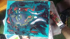 Art Laubar. .own a laubar painting $100 oil on canvas  25x20 cm #art #artist #painting #gallery  phone +27 763108800