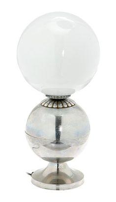 Art Deco Lamp - c. 1930 - @~ Mlle