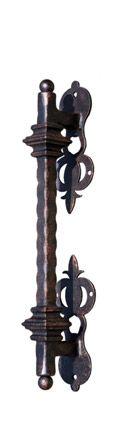 Entry Door Hardware - Deadbolts and Pull Handles | Abby Iron Doors