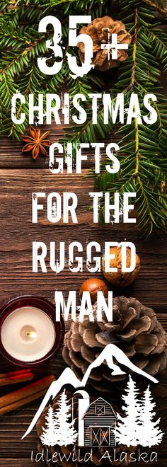 Manly do it yourself boyfriend and husband gift ideas masculine 35 christmas gifts for the rugged man idlewildalaska solutioingenieria Images