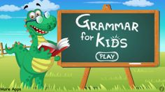 A perfect app for kids to practice the 8 parts of speech: Noun, Pronoun, Adjective, Adverb, Verb, Preposition, Conjunction and Interjection. This game is ideal for 3rd to 7th grade students who wish to become masters in parts of speech. With 1000 sentences and unlimited questions, a child will be a master of the parts of speech if he/she solves all 10 levels.
