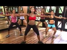 Her workouts are great! Short and sweet, but still a great workout! And super easy to mix and match. Get in Shape with Tiffany Rothe - Ballerina Legs