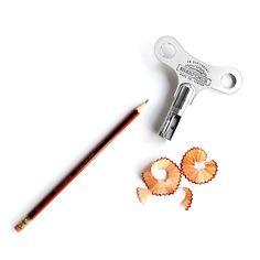 Wind-Up Key Sharpener