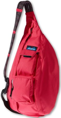 Kavu Rope Sling Bag it is very handy