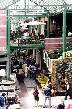 Flea Market - Paris France - Next time I am going there!