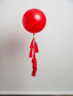 Le Balloon Rouge