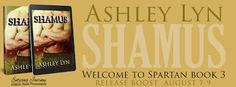 A Wonderful World of Words: Title: ShamusSeries: Welcome to Spartan #3Author:...