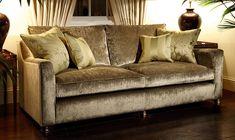 Paris  Grand Compact Sofa