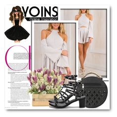 """""""YOINS 18"""" by fashionmonsters ❤ liked on Polyvore featuring Kate Spade, yoins, yoinscollection and loveyoins"""