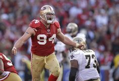 Justin Smith - 49ers