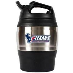 Houston Texans Large Sport Jug With Spout