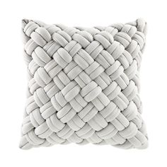 Grey Woven Cushion on Maisons du Monde. Take your pick from our furniture and accessories and be inspired! Scatter Cushions, Cushions On Sofa, Throw Pillows, Cream Pillows, Custom Pillows, Decorative Pillows, Cushion Covers, Pillow Covers, Small House Interior Design