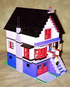 ...lego house!