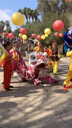 La zoo-Chinese new year Los Angeles Zoo, Chinese New Year, Chinese New Years